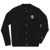 BONARUE NATION Embroidered Champion Bomber Jacket