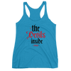 THE DEVILS INSIDE Women's Racerback Tank