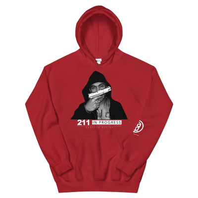 211 IN PROGRESS Hoodie