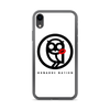 BONARUE NATION KISS iPhone Case
