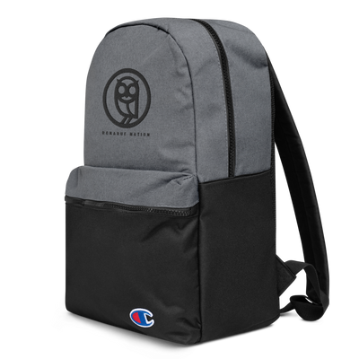 BONARUE NATION Embroidered Champion Backpack
