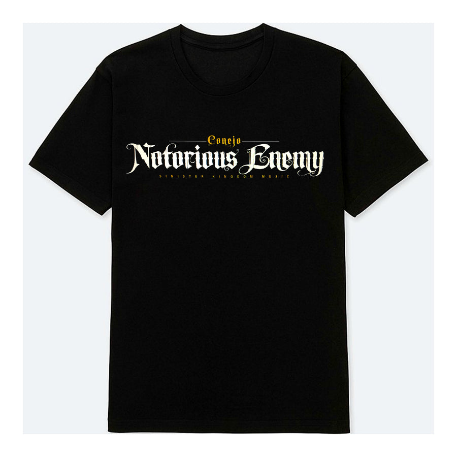 Notorious Enemy T Shirt