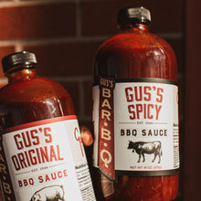 Load image into Gallery viewer, Gus's Spicy BBQ Sauce