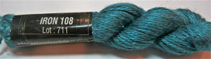 Pepper Pot Silk- Blues, Greens, Purples
