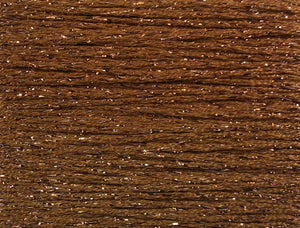 Silk Lame Braid 18 Count- Golds, Silvers, Browns, Black, White