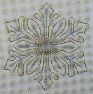 Snowflake Ornament (5396)