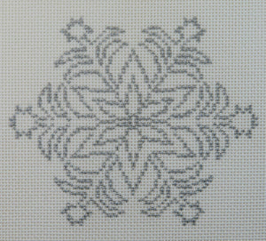 Snowflake Ornament (5398)
