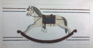 Rocking Horse Pencil Box