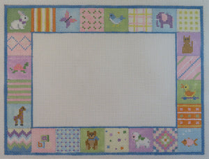 Baby Patchwork Frame