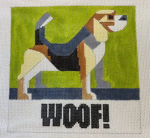 Woof! Dog Square