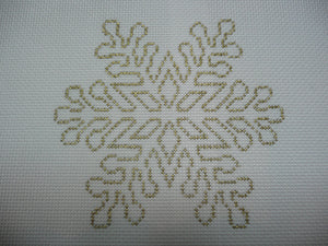 Snowflake Ornament (5399)