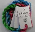 Gloriana Silk Floss- Blues, Greens, Purples, Reds, Pinks