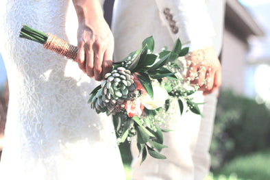 7 Tips On Choosing Flowers For Your Wedding Day
