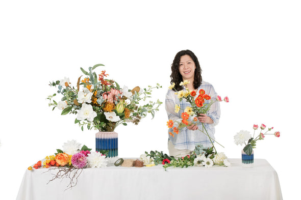 Floral Workshops - With Silk Flowers