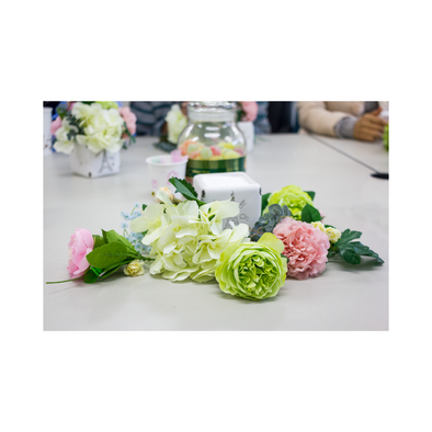 Individual Floral Design Workshop - Artificial Flower Arrangement