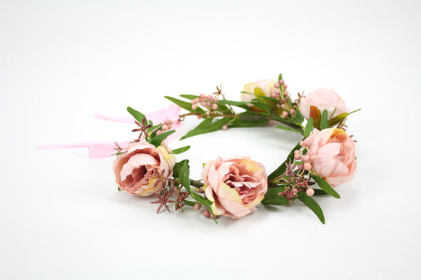 Floral Workshop - Artificial Flower Crown