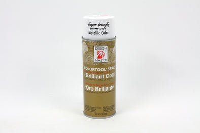 Design Master Spray Paint - Brilliant Gold