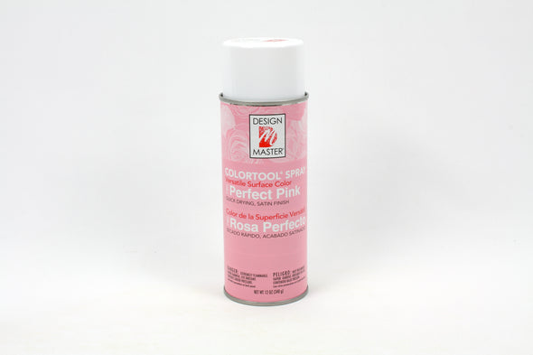 Design Master Spray Paint - Perfect Pink