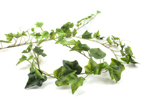 Ivy English Garland Artificial Flower Foliage - Green 180cm