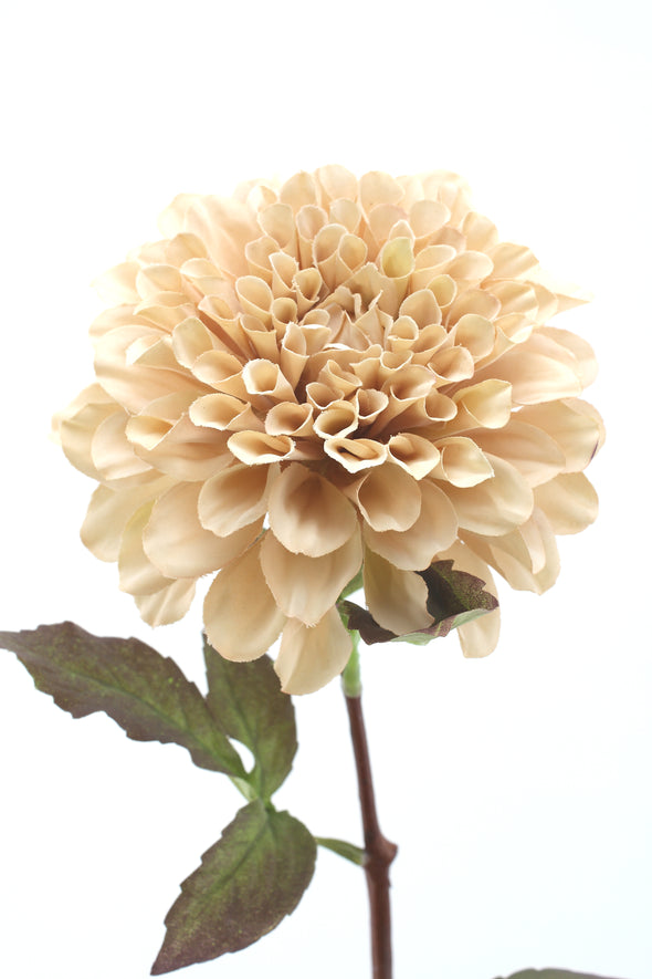 Dahlia Artificial Flower - Dusty Pink 57cm
