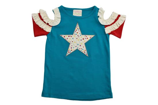 Star Spangled Top