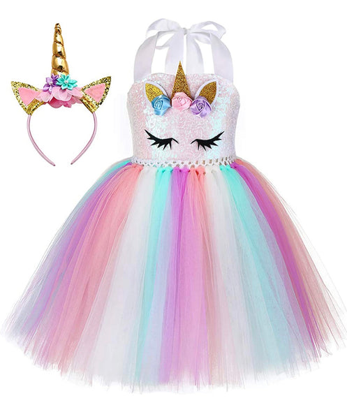 Unicorn Party Dress