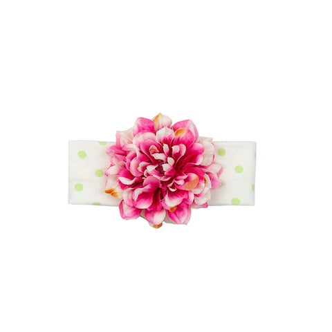 Summer Blooms Headband