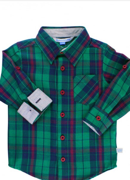 Micha Plaid Shirt