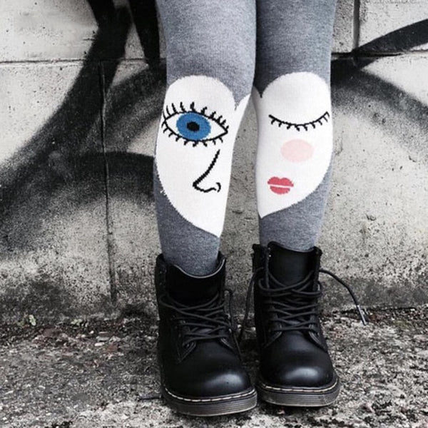 Cute Kids Tights