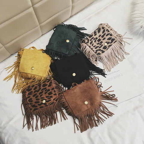 Princess Fringe Bag