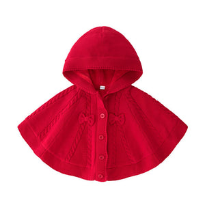 Princess Hooded Red Cloak