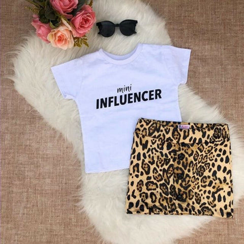 Leopard Influencer Set