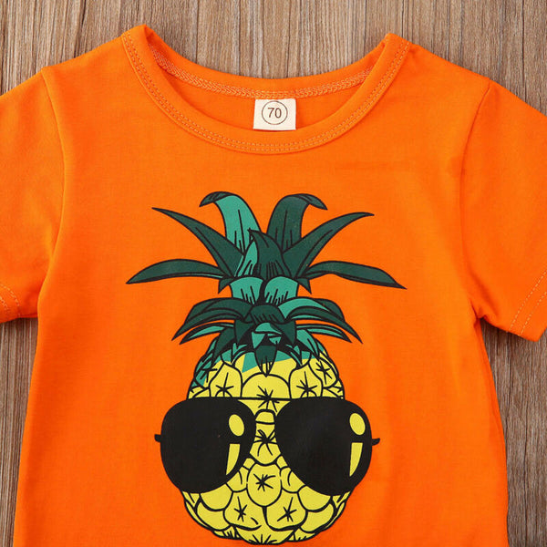 Pineapple Guy Set