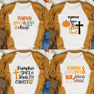 Family Pumpkin Tees