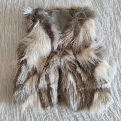Princess Fur Vest