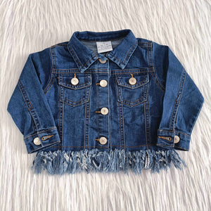 Princess Denim Jacket