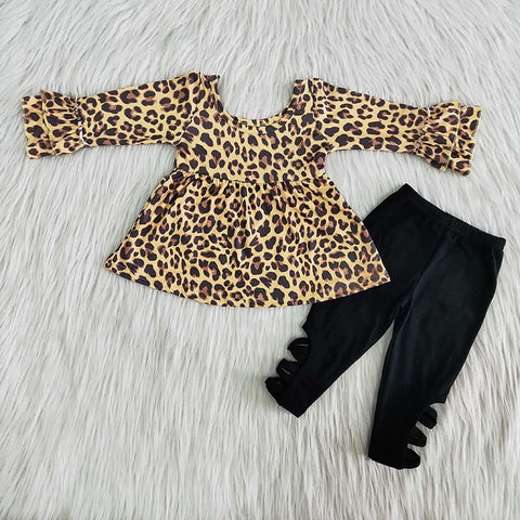 Leopard Legging Set