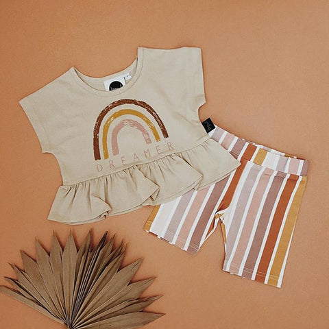 Striped Rainbow Set