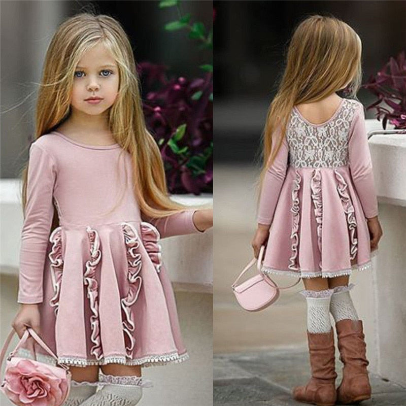 Princess Lace Dress