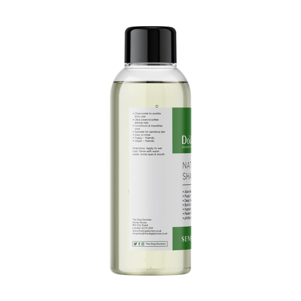 Sensitive Skin Natural Shampoo