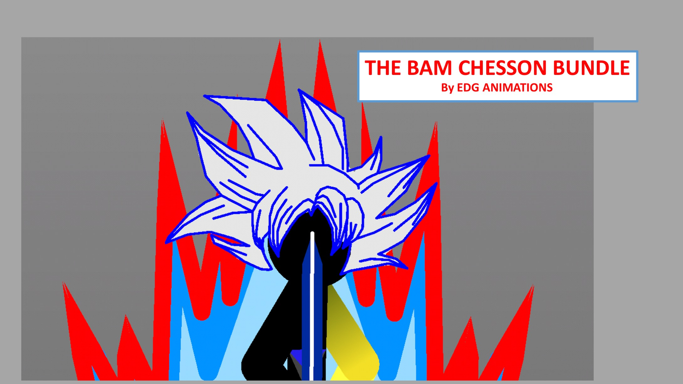 The Bam Chesson Bundle