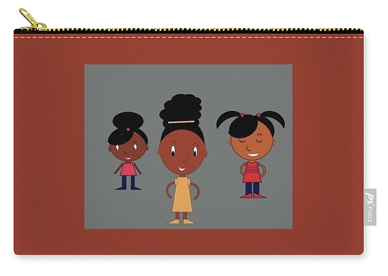 Band Of Sisters - Carry-All Pouch