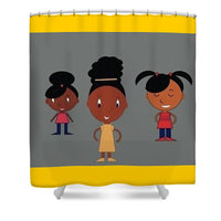 Band Of Sisters - Shower Curtain