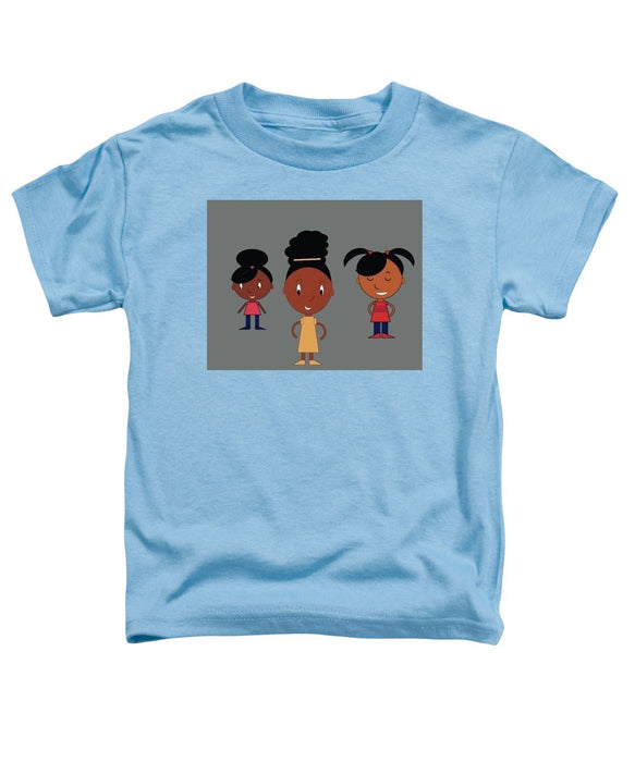 Band Of Sisters - Toddler T-Shirt