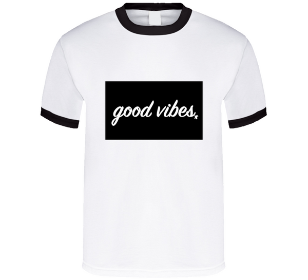 Good Vibes Breathembb Tee T Shirt