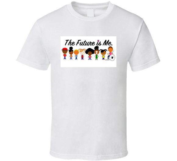 The Future Is Me T Shirt