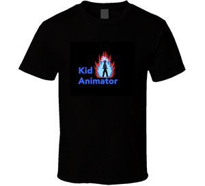 Kid Animator Tai T Shirt