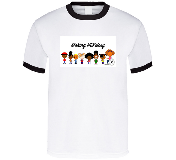 Making Herstory Mbb Breathe T Shirt