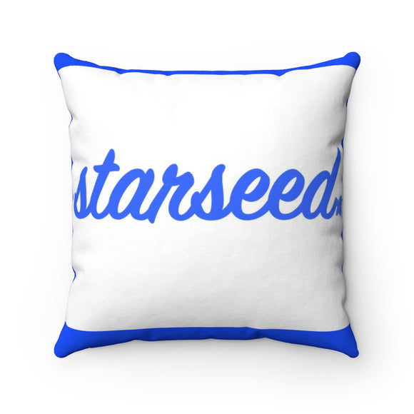 Starseed Breathe MBB Accent Square Pillow