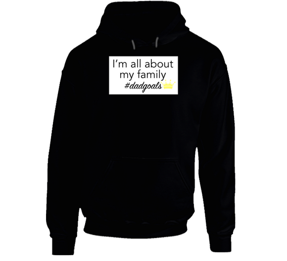 Im All About My Family Mbbdad Hoodie